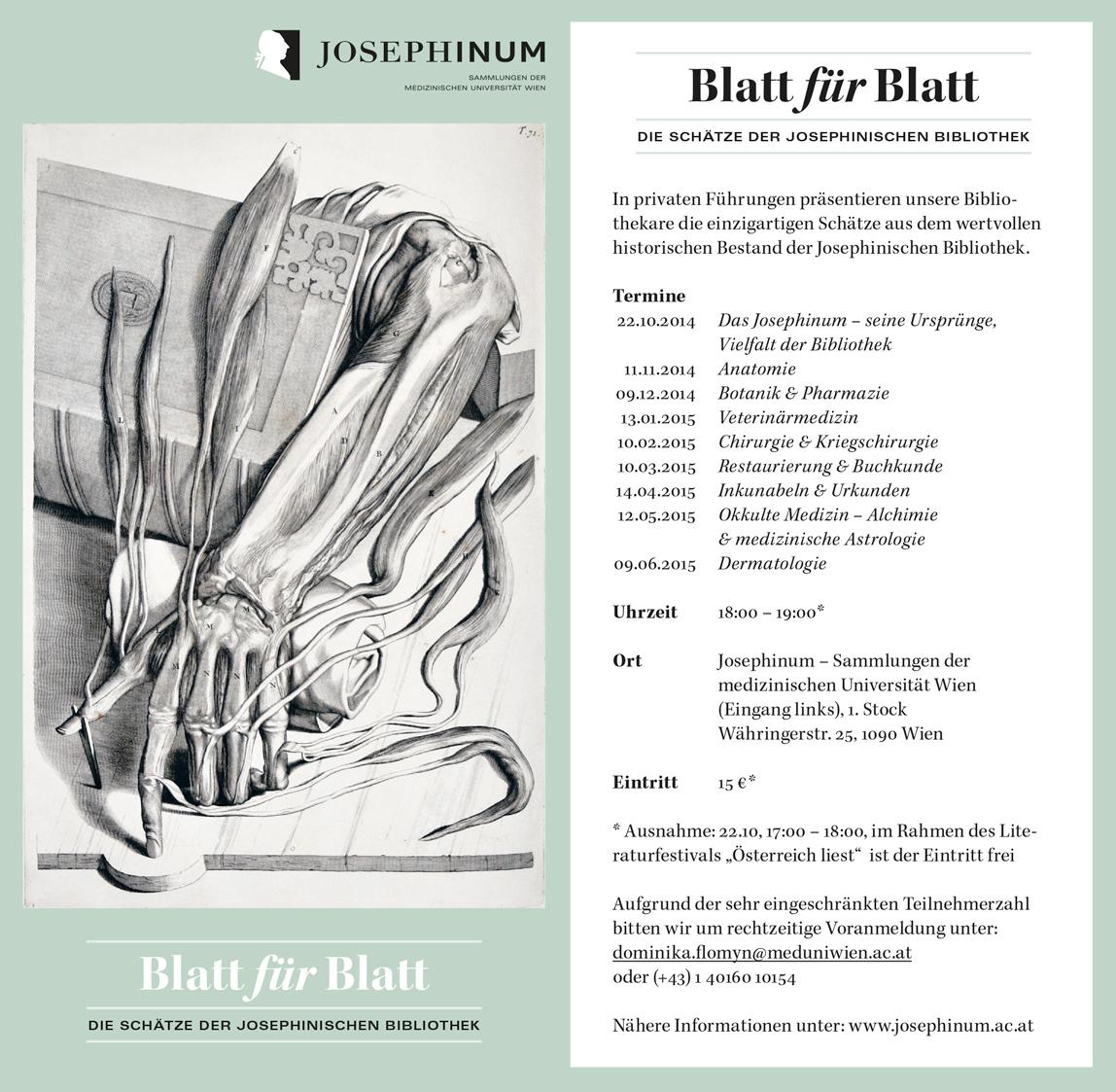Mai | 2015 | VAN SWIETEN BLOG – Infos und News